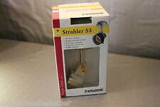 PARADOR Strahler S3 Neu 230 Volt 50 Watt Dekenleuchte Lampe High Line Gold