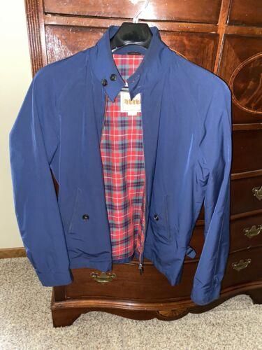 Baracuta G4 Classic Navy Jacket