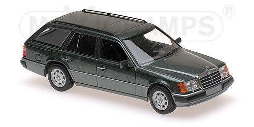 Minichamps MAXICHAMPS 940037011 - MERCEDES BENZ 300 TE (S124) 1990 vert 1 43