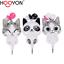 Cute-Cartoon-Cat-Panda-3-5mm-Retractable-Headset-MP3-MP4-Earphones-Earbuds-Gifts thumbnail 1