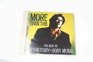 THE BEST OF BRYAN FERRY+ROXY MUSIC VJCP-25196 JAPAN CD A14443