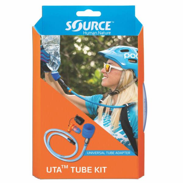 Sonstige SOURCE Streamer Trinkblase Wasserblase Wassersack UTA QMT Universal-Tap-Adapter