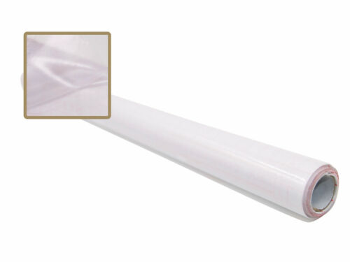 Carta plastica pellicola adesiva trasparente mt 2x45 cm per cassetti mobili