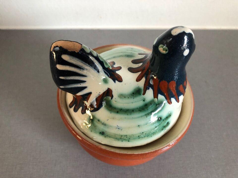 Keramik, Hønekrukke