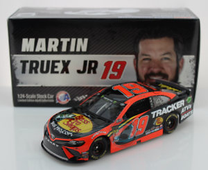 NASCAR 2019 MARTIN TRUEX  #19 BASS PRO SHOPS 1//24 CAR