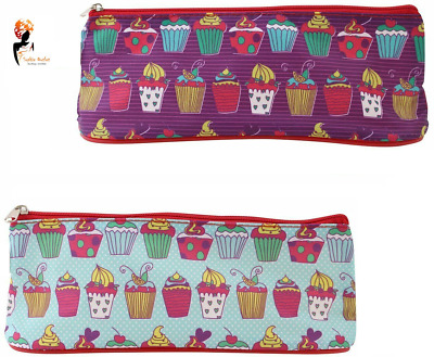 Personalise Pencil Case,New Kids School Girls Gifts Childrens Bags Stationary