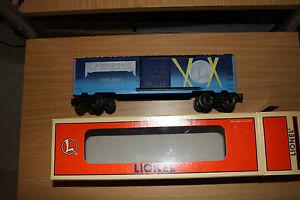 Lionel-O-gauge-Century-club-box-car-29204-brand-New-Mint