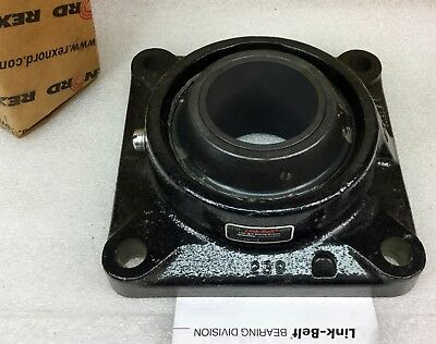 """REXNORD 3239FT3 4-BOLT FLANGE BEARING 2-7//16/"""" BORE NEW IN BOX"""