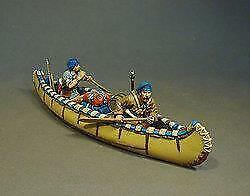 MF-07B-Two-Militia-in-Canoe-Montreal-Brigade-St-Francis-John-Jenkins