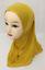 Muslim-One-Piece-Children-Hot-Drilling-Pearl-Floral-Bead-Hijab-Islamic-Scarf-Cap thumbnail 41