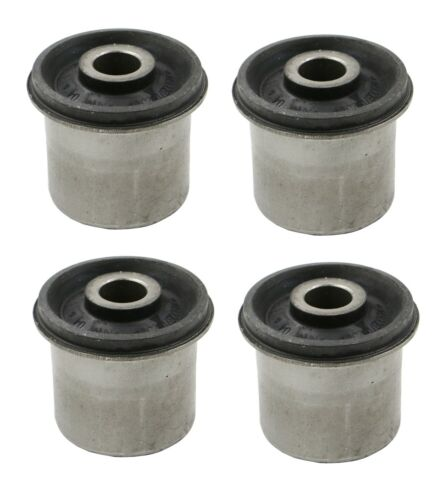 Set of 4 Front Upper Susp Control Arm Bushings Moog for Toyota Sequoia Tundra