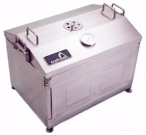 Earth-Oven-BBQ-Grill-Smoker-Roaster-Stainless-Steel-Outdoor-Earth-Pit-BBQ