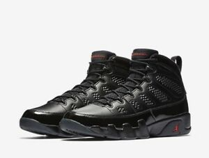 various colors 36d88 d7a37 Details about NEW DS 2018 AIR JORDAN RETRO 9 IX BRED 302370-014 Black Red  Youth 6.5 RARE