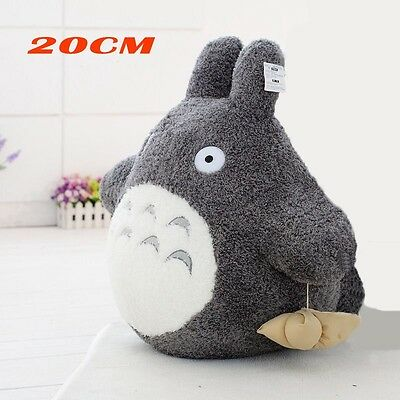 20CM Cartoon Totoro Soft Plush Doll Toy New My Neighbor Totoro Kids Girls Gifts
