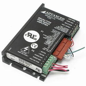 advanced motion controls brush type pwm servo amplifier manual