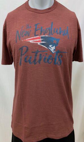 Mult Styles New 47 Brand New England Patriots Men/'s Retro Short Sleeve T-Shirt