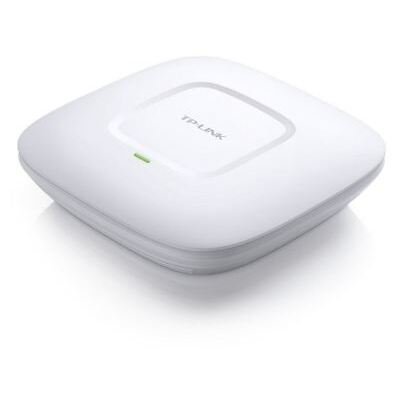 TP-Link EAP110 300Mbps Wireless N Ceiling Mount Access Point Support Passive PoE