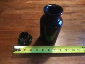 Herb Preserve Infinity Jar 500ml All Glass Apothecary Jar Holds