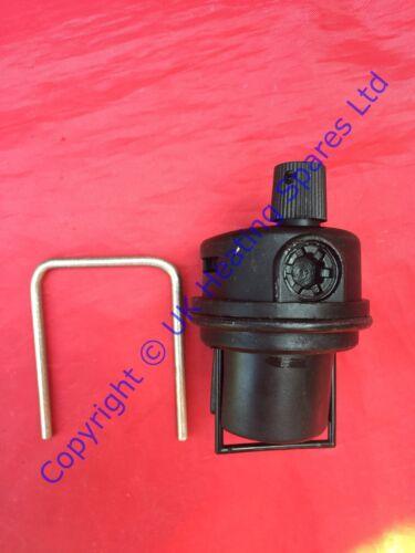 Vokera sabre 25he 29he 35he /& 29he système auto automatique air vent 10025485