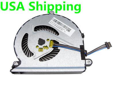 Original HP Pavilion 15-g317cl 15-g212dx 15-g274nr CPU Cooling Fan 753894-001