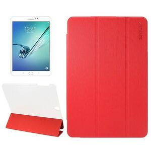 ENKAY-cubierta-elegante-rojo-para-Samsung-Galaxy-Tab-S3-9-7-t820-t825-FUNDA