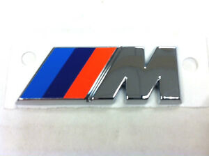Genuine Bmw Z3 M E36 Side Grille M Emblem 51142492942 New Ebay