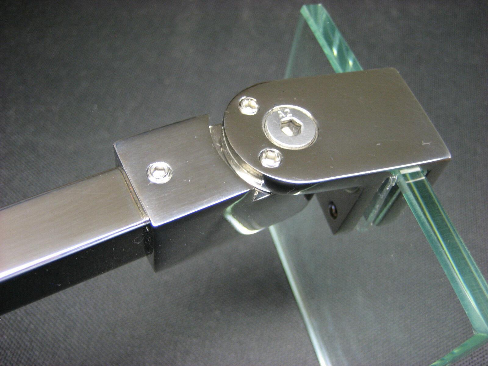 Duschwand Glas Glas Glas Stabilisator Dusche Stabi Haltestange Edelstahl polierte Oberfl. | Outlet Store Online  | Sofortige Lieferung  1cb9af