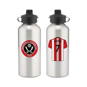 Personalised-SHEFFIELD-UNITED-Football-Club-FC-Sports-Water-Bottle-Sport-Gift