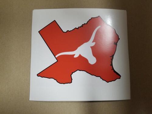 Texas Longhorn cornhole board or vehicle decal(s)TL4