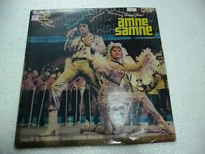 AMNE-SAMNE-RD-R-D-BURMAN-1981-funk-killer-RARE-LP-RECORD-OST-orig-BOLLYWOOD-VG