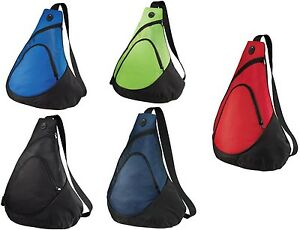 Port-amp-CO-BACKPACK-TRAVEL-SLING-BAG-SCHOOL-ORGANIZER-BOOK-BAG