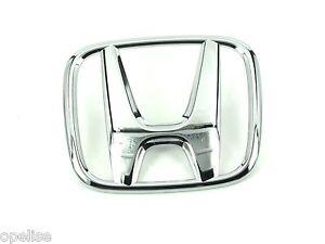 Genuine New HONDA Boot Badge Emblème Pour Civic VII 5DR Hatchback 2001-2005 CTDI