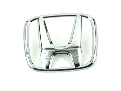 Genuine New HONDA BOOT BADGE Rear Emblem For Jazz /& Fit Mk2 2008-2013 VTEC CTDi