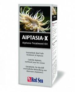 60ml For Fast Shipping Fish & Aquariums Disciplined Red Sea Aiptasia X Aiptasia-x 2oz Cleaning & Maintenance