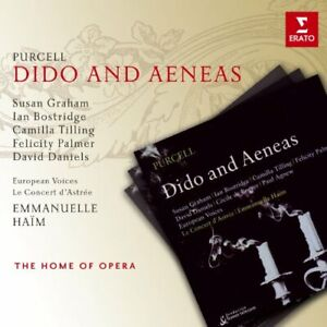 Emmanuelle Haim - Purcell: Dido and Aeneas (Home of Opera) [CD]