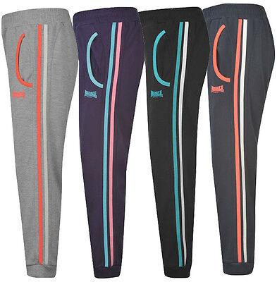 Klug Lonsdale Damen 3/4 Fitness Hose Gr. S M L Xl 2xl 3xl Fitness Hose Neu