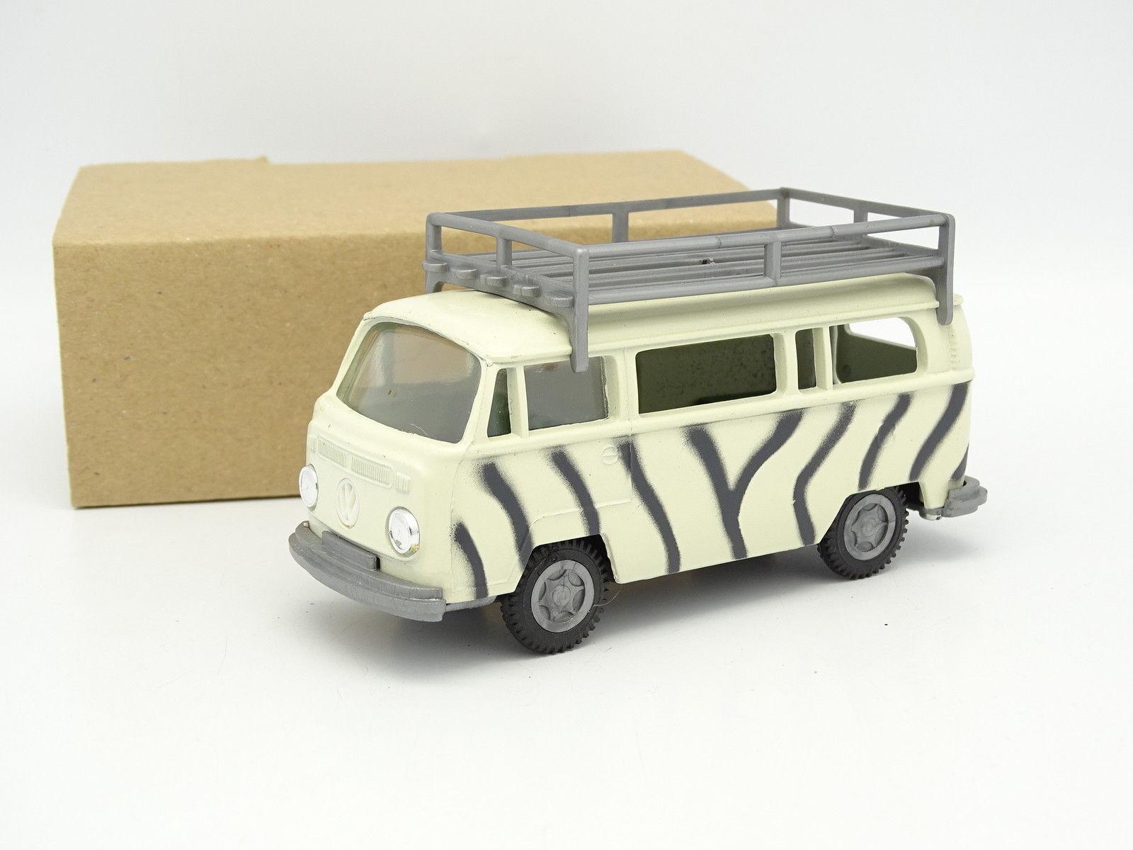 Célébrez Noël, accueillez le Nouvel Nouvel Nouvel An et re ez à la famille Gama Mini 1/43 VW Combi T2 Bus Esso Safari   Attrayant Et Durable  01ecc1