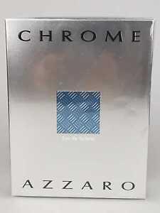 Azzaro-Chrome-200Ml-Eau-De-Toilette-Neuf-Sous-Blister