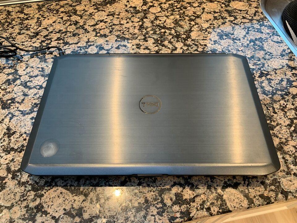 Dell Latitude E5530, i7-3632QM 3,2 GHz, 8 GB ram