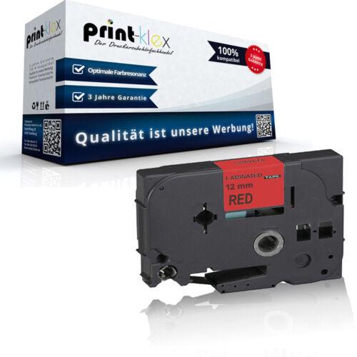 Drucker Pro Serie Kompatibles Schriftband für Brother TZE431 Nylonband TTR