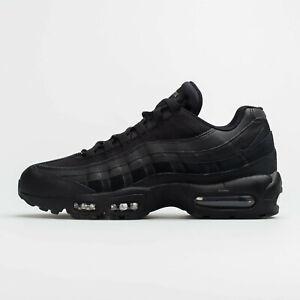 Nike Air Max 95 Baskets en Noir Premium Homme Chaussures   eBay