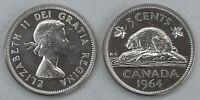 Kanada / Canada 5 Cents 1964 p57 unz.