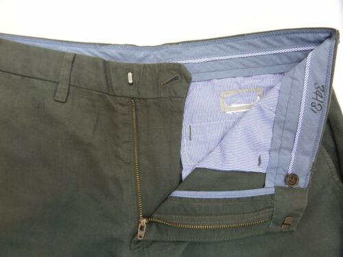 s Tailored Ms39 G blu P Ex Mens lino Premium M Collezione Grigio in Fit stucco scuro Pantaloni misto N Secondi 7IEIRwgnqx