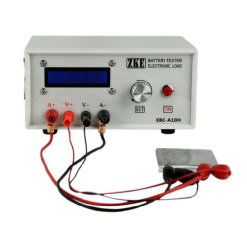 EBC-A10H Precision Electronic Load Battery Capacity Power Performance Tester
