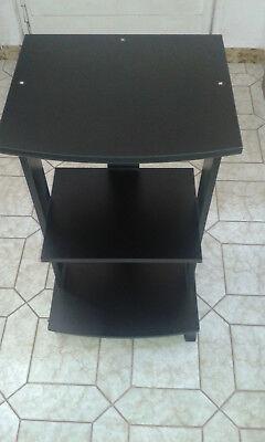 -occasionissima- Mobiletto Porta Tv Colore Nero Top Angurie