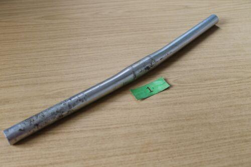 Bike Flat /& Riser Bar Handlebar Cycle 25.4mm or 31.8mm Bars Mountain Retro 25.4