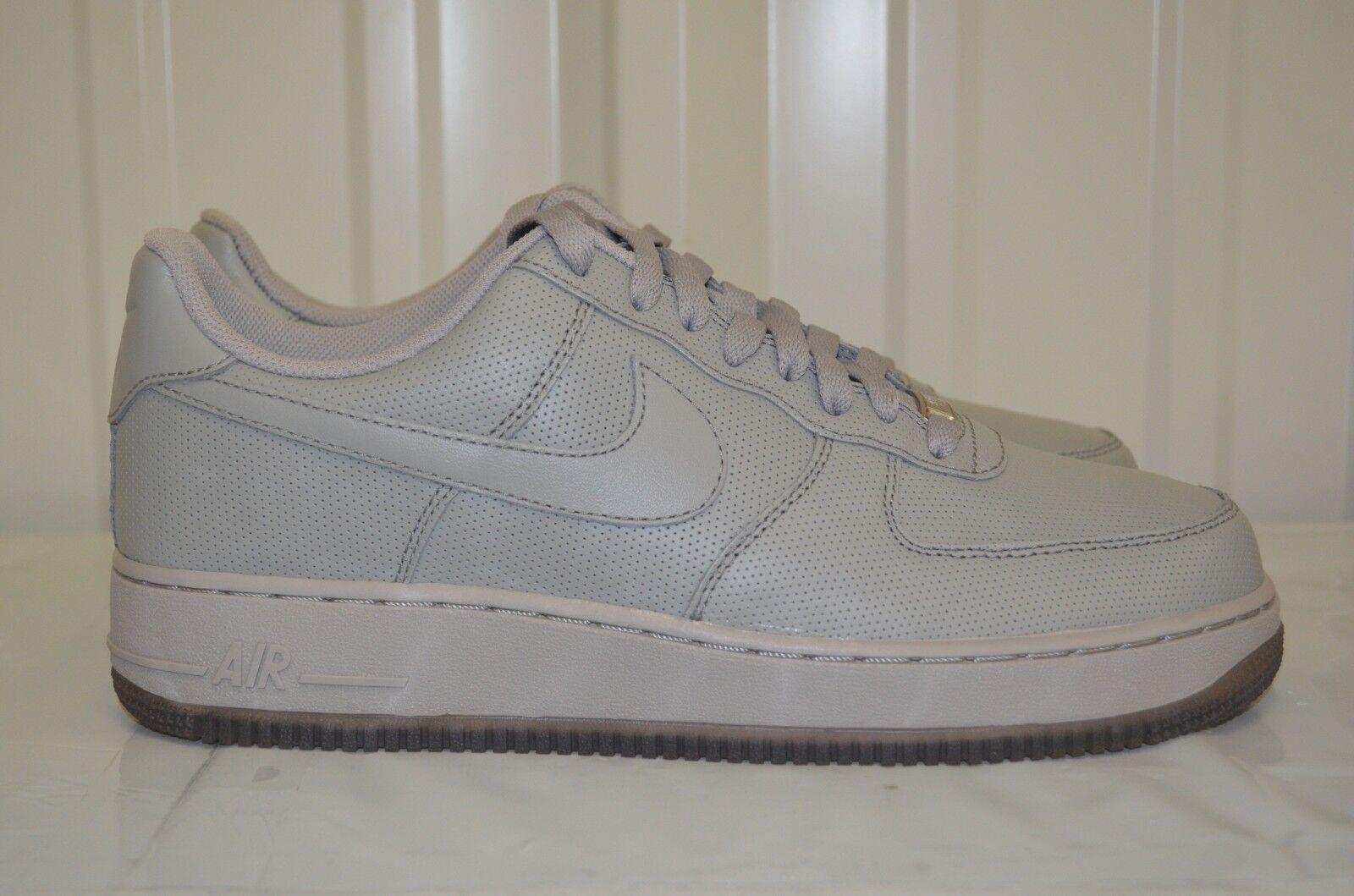 Men's Nike Air Force 1 '07 Medium Grey casual classic 315122-029