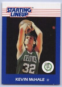 1988  KEVIN McHALE - Kenner Starting Lineup Card - SLU - BOSTON CELTICS