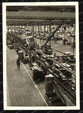 Foto-Volkswagen-Werk-Wolfsburg-Fallersleben-Montagehalle-VW-Käfer-1955-4