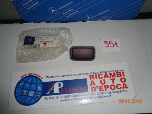 A1648200058 LAMPADA SEGNALAZIONE LUCE FANALE SPIA COFANO POSTERIORE MERCEDES 164